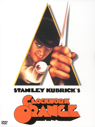 Durango Centaur Clockwork Orange Uhrwerk Orange Plakat DVD