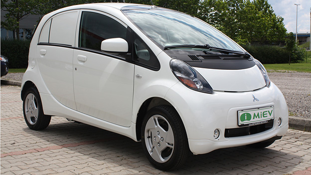 Mitsubishi iMiev Exterieur
