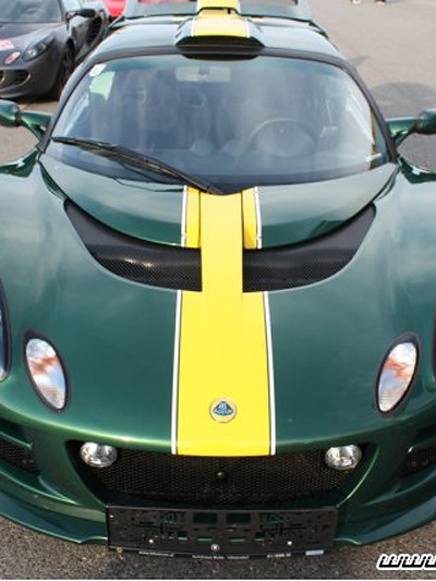 Lotus Exige S www.hatzer.at Leserblog Wachauring