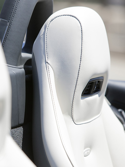 Mercedes-Benz SLS AMG Roadster Interieur