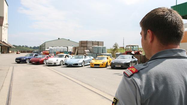 Verkehrsrecht Polizei