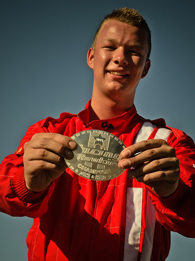 Racing Rookie Finale 2011 melk Datzinger