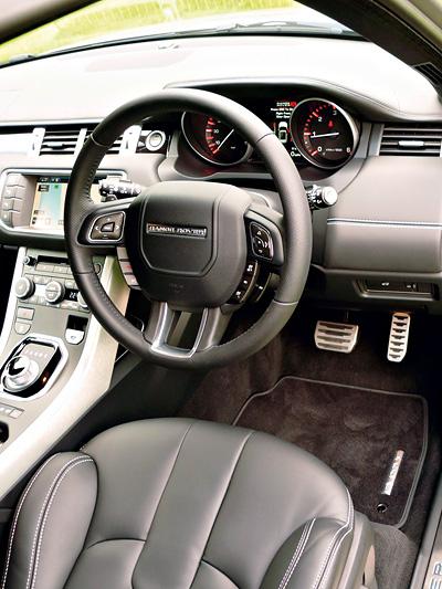 Land Rover Range Rover Evoque Interieur