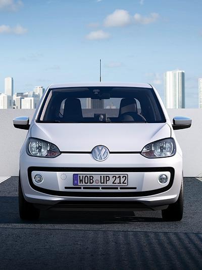 VW up! Exterieur statisch front Volkswagen