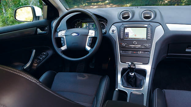 Ford Mondeo Traveller Interieur