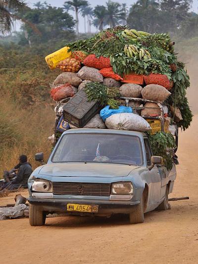 WAAE World Aids Awarness Expedition Afrika Uwe Fischer