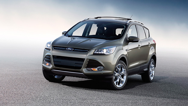 Ford Kuga stat voli