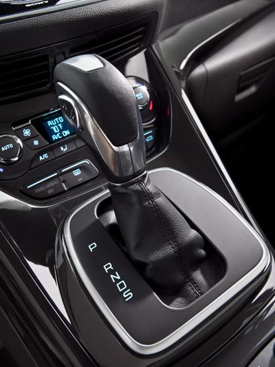 Ford Kuga Detail
