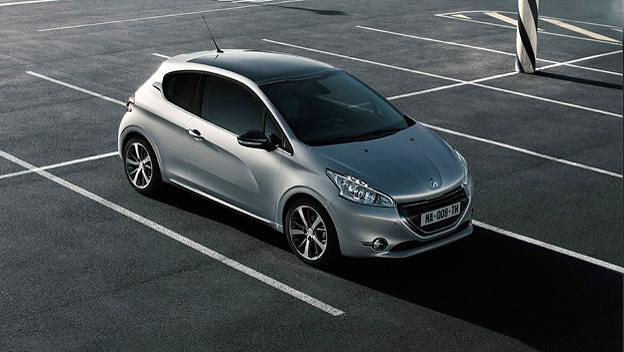 Peugeot 208 stat vore