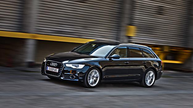 Audi A6 Avant dyn voli