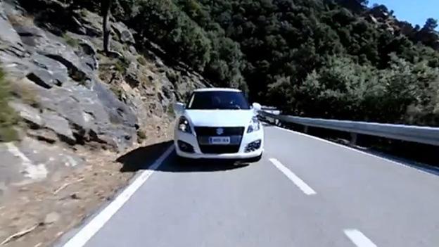Video Suzuki Swift Sport Screenshot