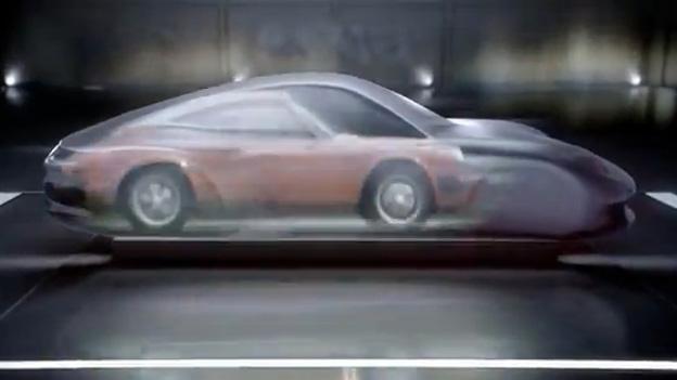 Porsche 911 Video Screenshot
