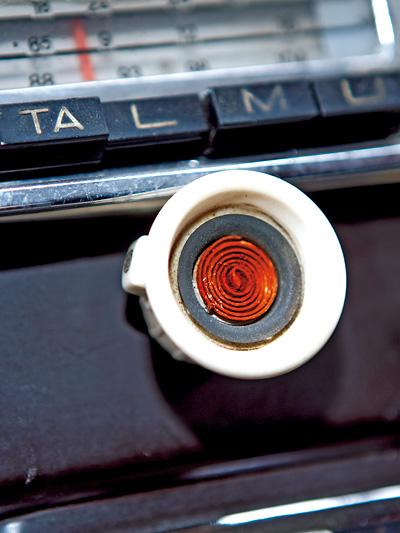 1954 Zeitmaschine Borgward Isabella