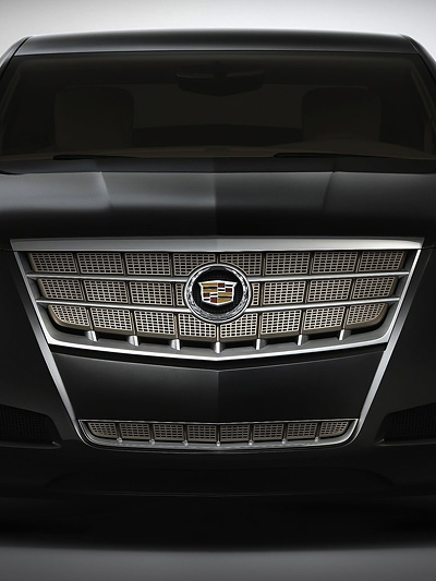 Cadillac XTS Exterieur Front Statisch