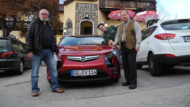 Blog Rudolf Skarics Opel Ampera