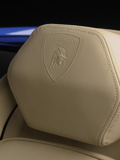 Lamborghini Gallardo LP 550-2 Spyder Interieur