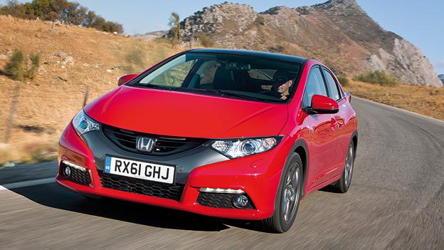 Honda Civic Exterieur Dynamisch Front