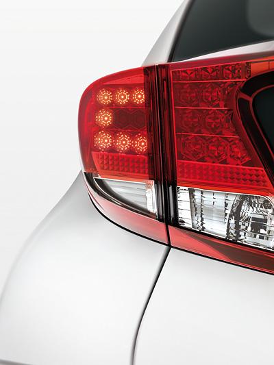 Honda Civic Exterieur Statisch HEck