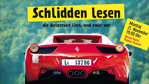Schlidden lesen Ferrari 458 Italia Spider
