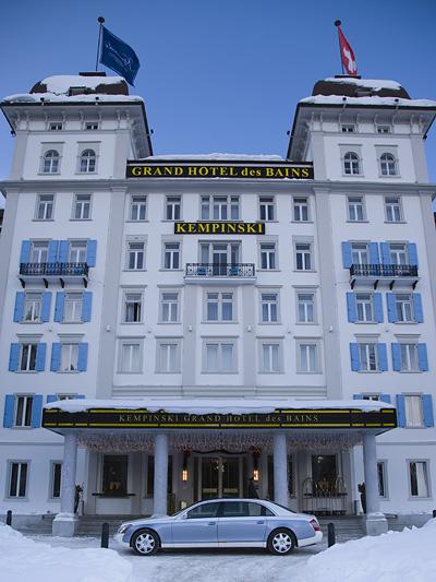 Polo St. Moritz Maybach