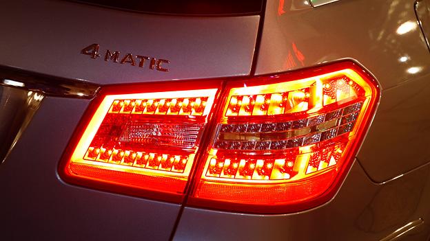 Mercedes E-Klasse T Detail