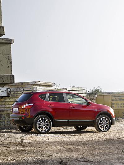 Nissan Crossover Juke Qashqai Murano