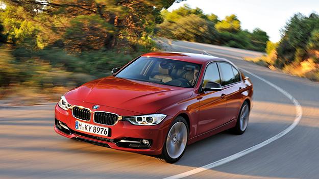 BMW 3er dyn voli
