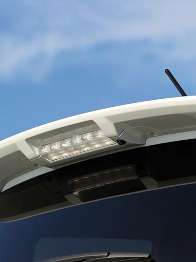 Suzuki Swift Sport Exterieur Statisch Detail Spoiler
