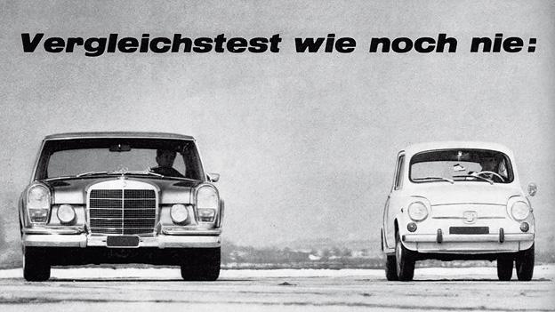 1971 Zeitmaschine Käfer Was noch geschah