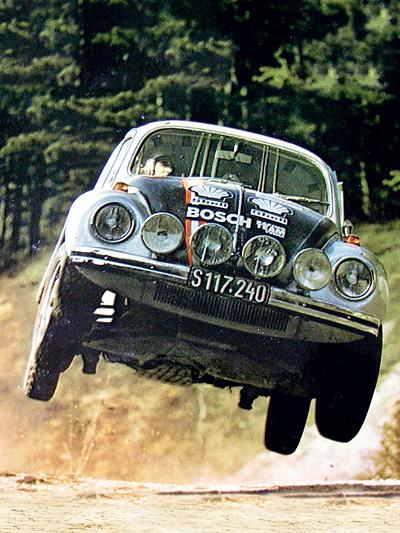 1971 Das Jahr ZEitmaschine VW Salzburg Käfer Rallye