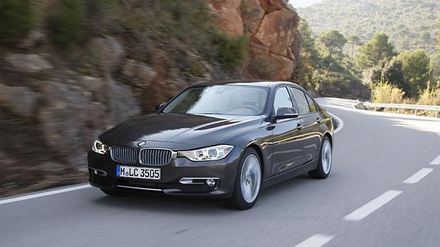 BMW 3er Dreier