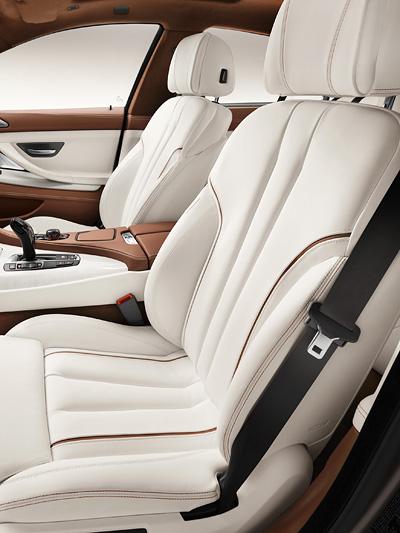 BMW 6er Gran Coupe Interieur