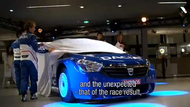Dacia Lodgy Video Screenshot