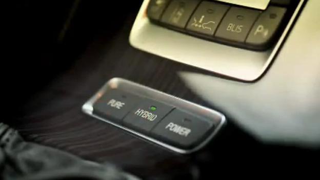 Volvo V60 Diesel Hybrid Video Screenshot