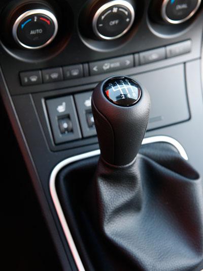 Mazda3 Detail