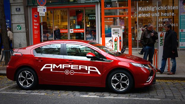 Opel Ampera Praxistest