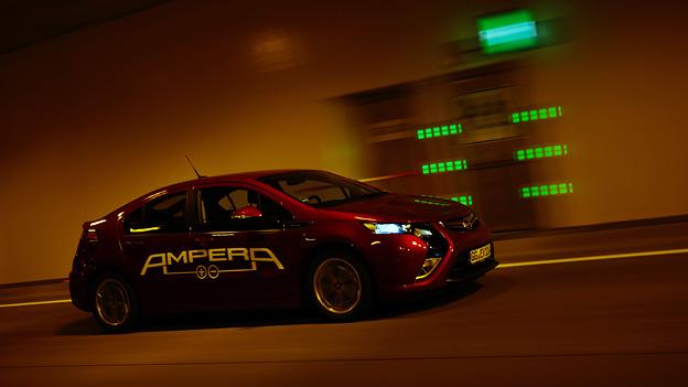 Opel Ampera Motorblog Reisetagebuch Rechnung
