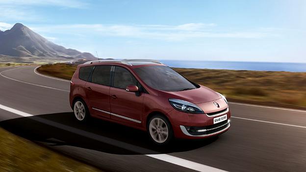 Renault Grand Scénic dyn voli