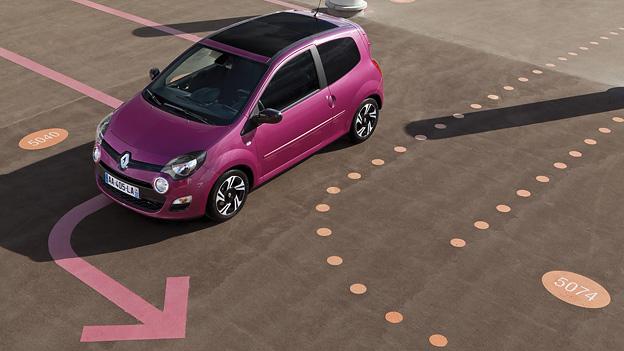 Renault Twingo Exterieur Statisch Front