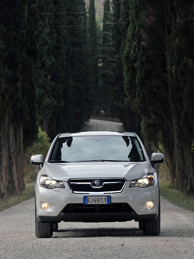 Subaru XV Exterieur Dynamisch Front