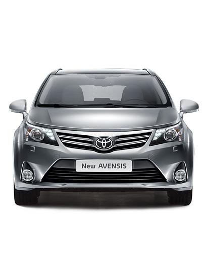 Toyota Avensis Exterieur statisch front