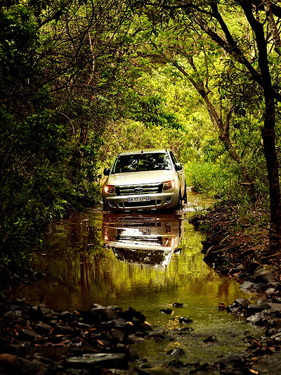 Ford Ranger Pick-up offroad
