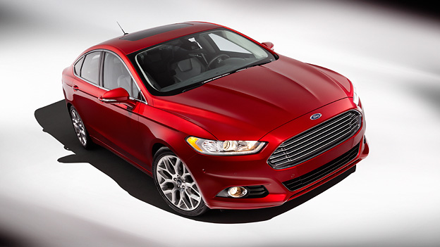 Ford Mondeo stat vore