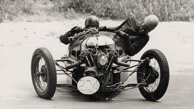 1931 Das Jahr Zeimaschine Morgan Threewheeler