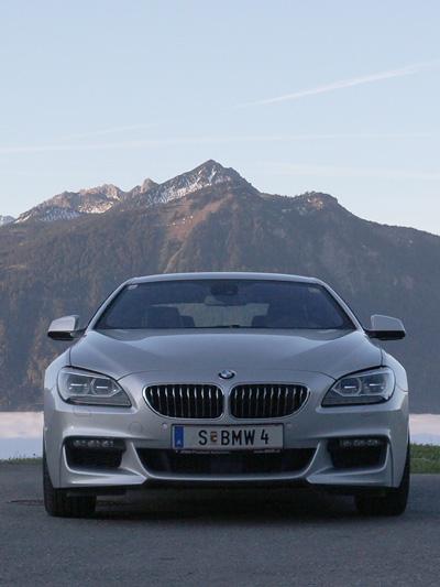 BMW 650i xDrive Xaver Hiebner