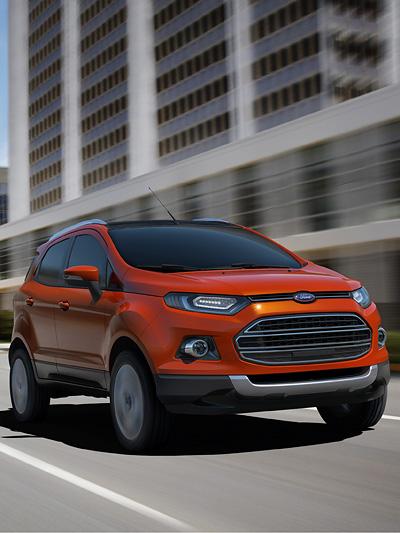 Ford Kompaktsuv SUV