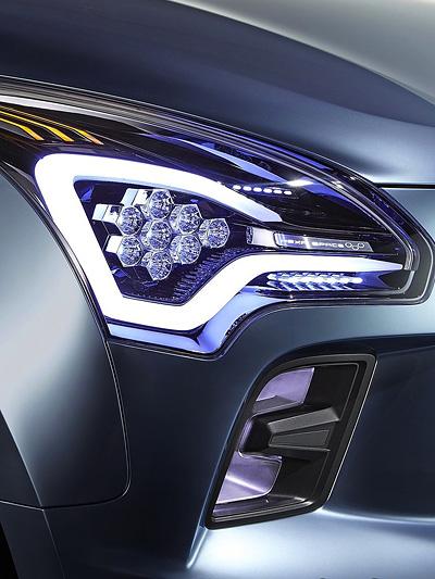 Hyundai Hexa Space Exterieur Statisch