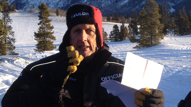 Hans-Joachim Strietzel Stuck Yukon Kanada Fulda Challenge 2012
