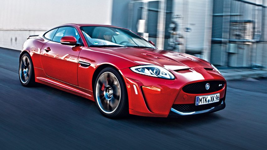 Jaguar XKR-S: Lakonische Regelhoheiten