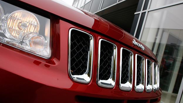 Jeep Compass 2,2 CRD Sport 2WD